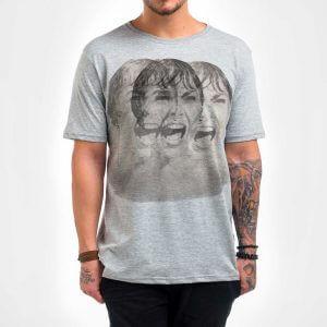 Camisa Masculina Mescla – Psicose