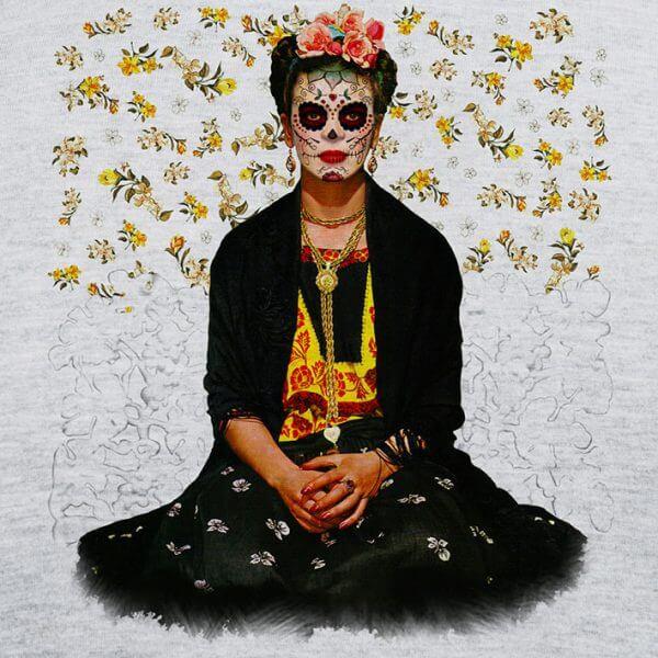 Camisa Masculina Mescla - Frida 3