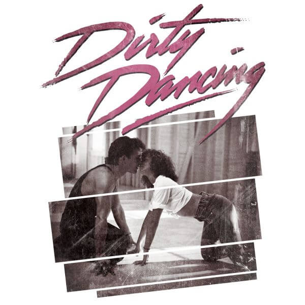 Camisa Feminina - Dirty Dancing 1
