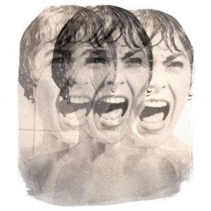 Camisa Feminina – Psicose