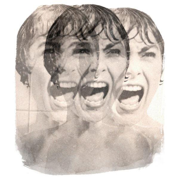 Camisa Feminina - Psicose 1