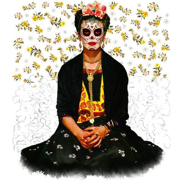 Camisa Feminina - Frida 1