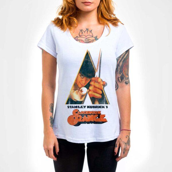 Camisa - Clock Orange 2