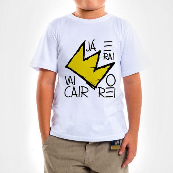 Camisa - Vai Cair o Rei 5
