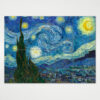 Painel Modular - A Noite Estrelada 1 2