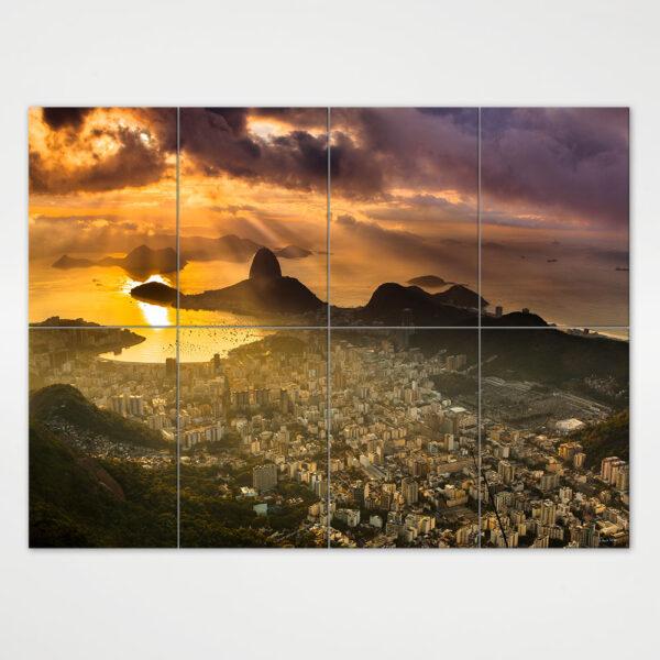 Painel Modular - Zona Sul do Rio de Janeiro 3