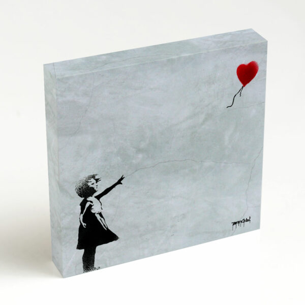Quadro Canvas - Balloon Girl 3