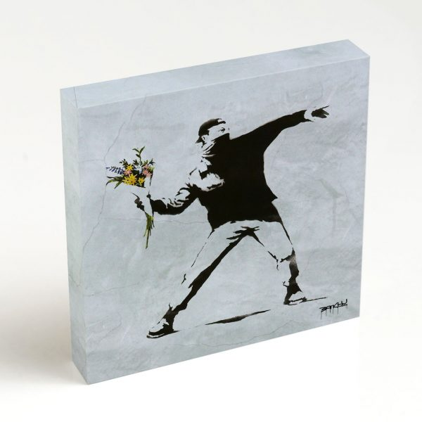 Quadro Canvas - Flower Thrower 3