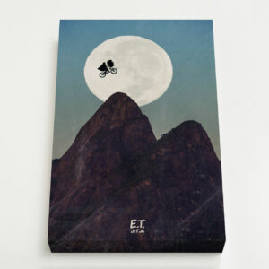 Quadro Canvas – ET in Rio