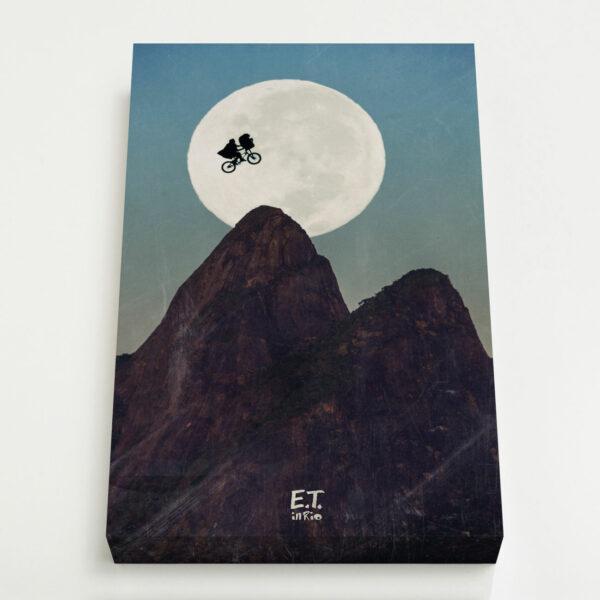 Quadro Canvas – ET in Rio 1