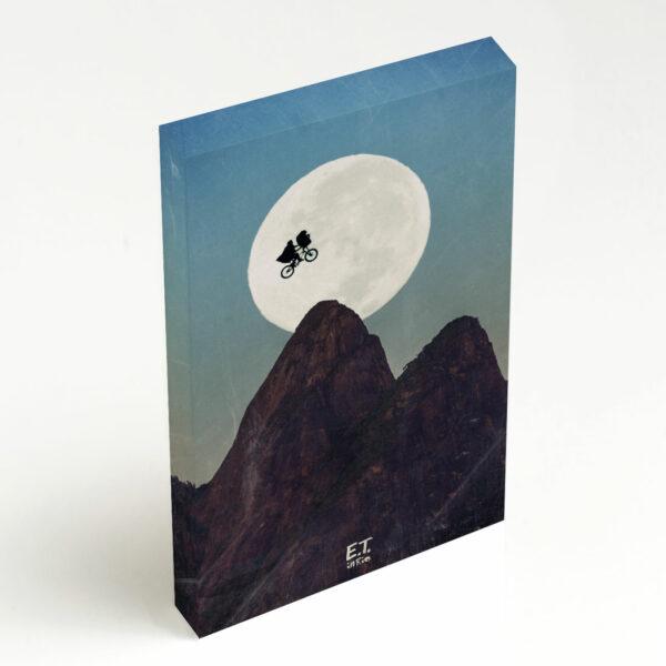 Quadro Canvas – ET in Rio 2
