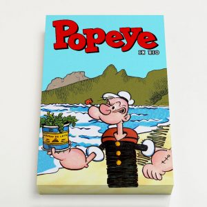Quadro Canvas – Popeye in Rio