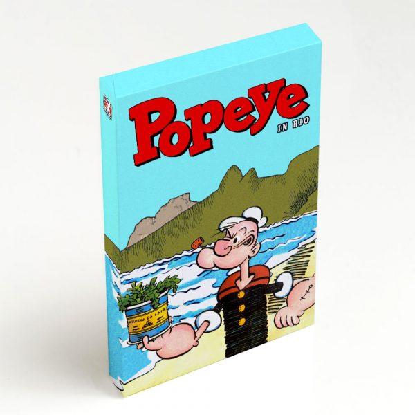 Quadro Canvas – Popeye in Rio 2