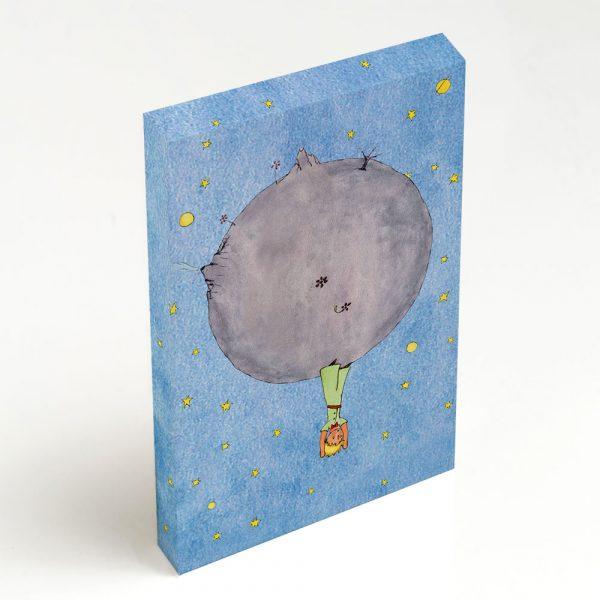 Quadro Canvas - O Pequeno Príncipe 2