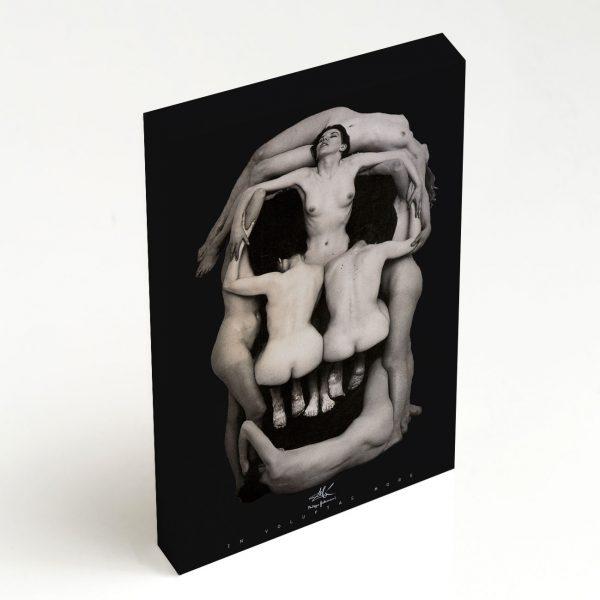 Quadro Canvas - In Voluptas Mors 6