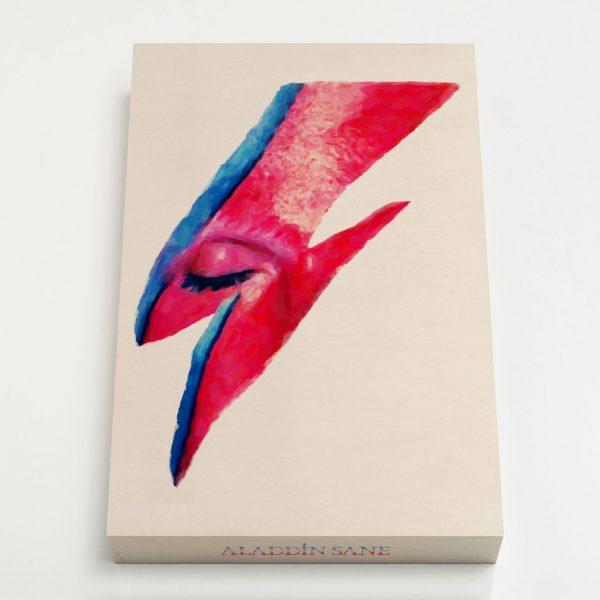 Quadro Canvas - Bowie 4