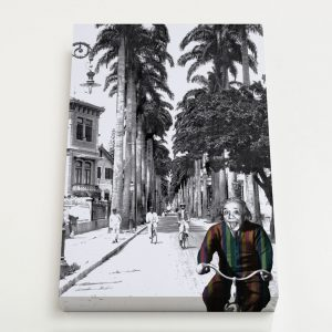Quadro Canvas – Einstein
