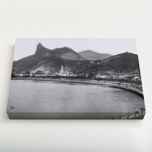 Quadro Canvas – Enseada de Botafogo – Ano 1920 – 2