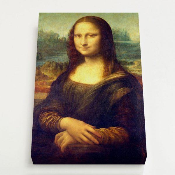 Quadro Canvas - Monalisa 4