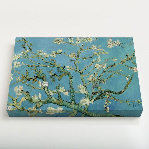 Quadro Canvas - Amendoeira em Flor 4