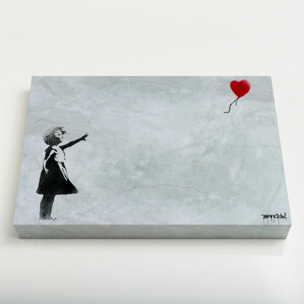 Quadro Canvas - Balloon Girl 2