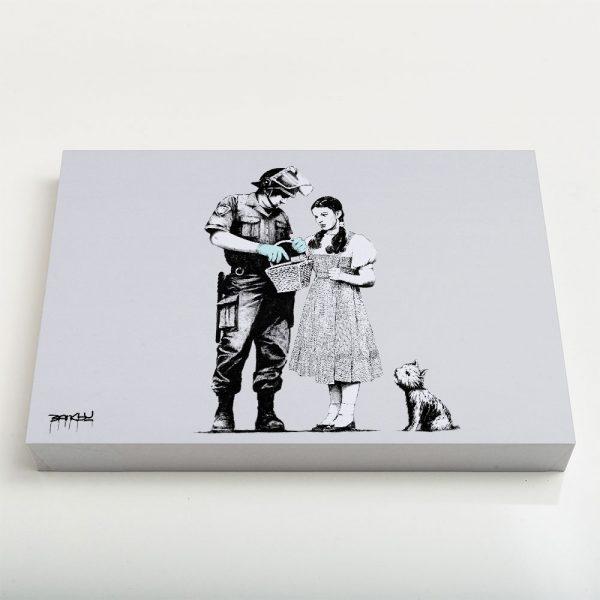 Quadro Canvas - Dorothy Police Search 1