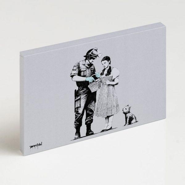 Quadro Canvas - Dorothy Police Search 2