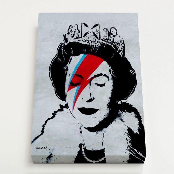 Quadro Canvas – Queen Ziggy 1