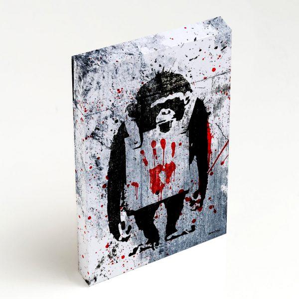 Quadro Canvas - Monkey 2