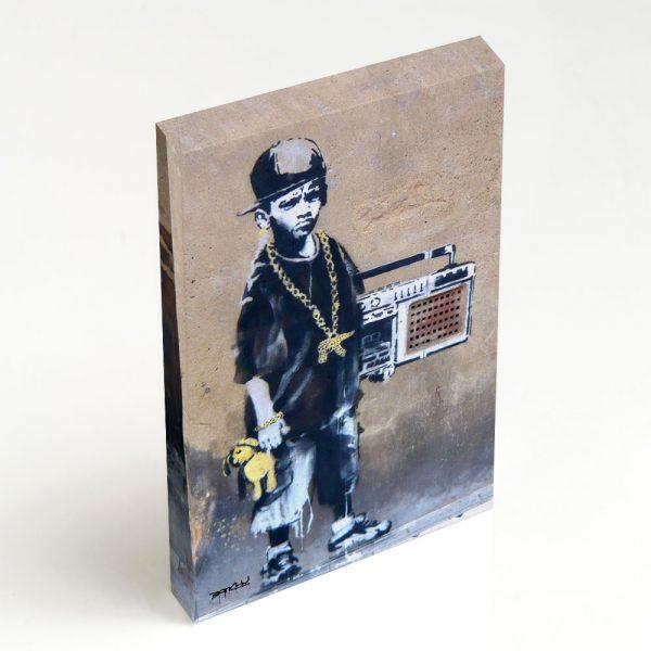 Quadro Canvas - Hip Hop Boy 2