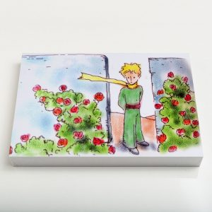 Quadro Canvas – Jardim de Rosas