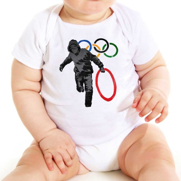 Camisa - Olympic Rings 5
