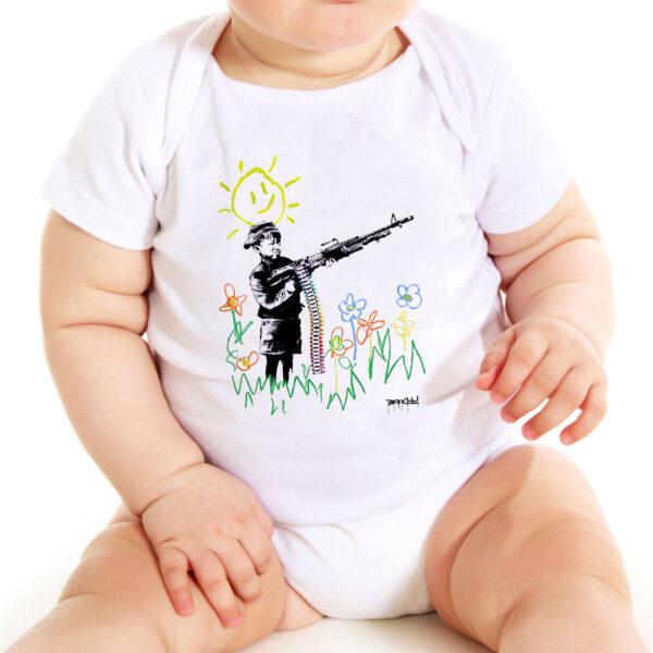 Camisa - Cryon Gun 6