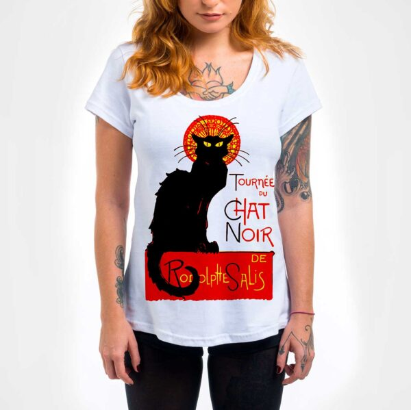 Camisa - Chat Noir 1