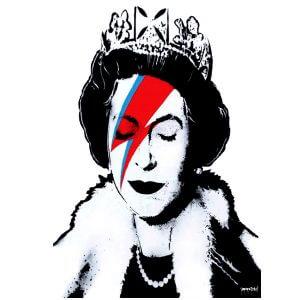 Camisa Feminina – Queen Bowie