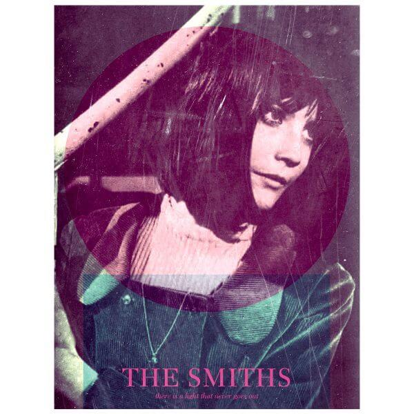 Camisa Feminina - The Smiths 1