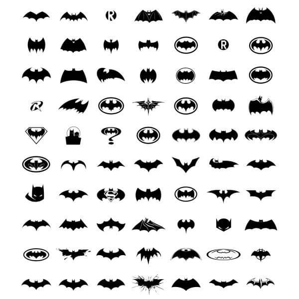 Camisa Feminina - Pattern Batman 1