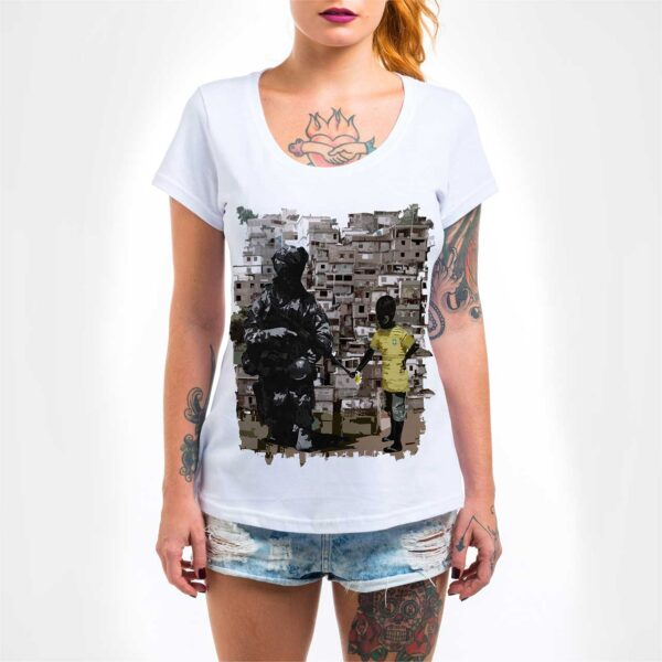 Camisa - Paz 2