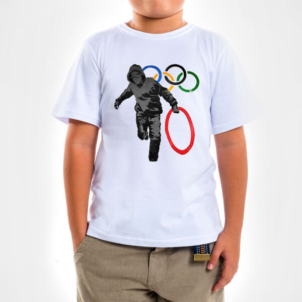 Camisa - Olympic Rings 4
