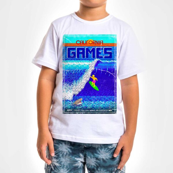 Camisa - Califórnia Games 4