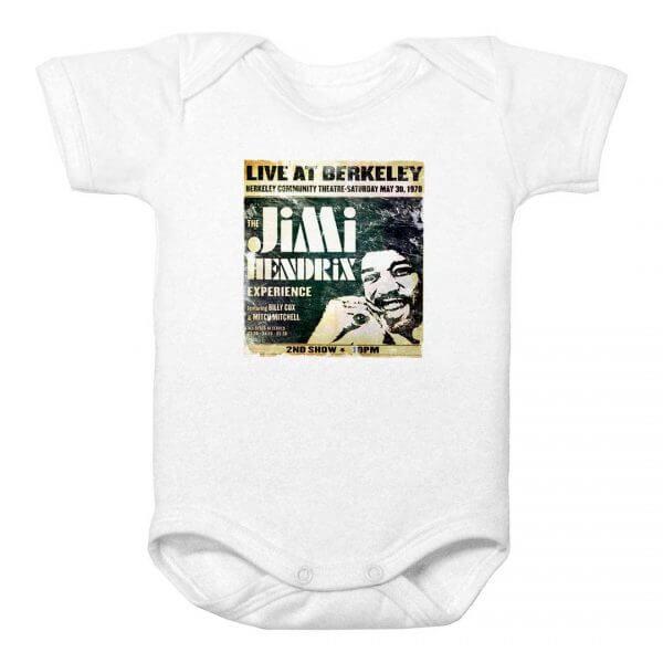 Baby Body - Jimi Hendrix 1