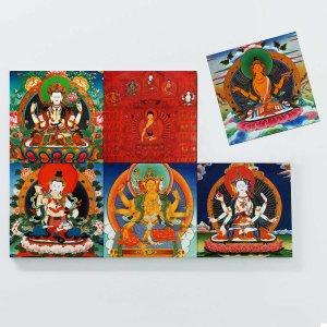 Porta Copos Magnéticos – Budas