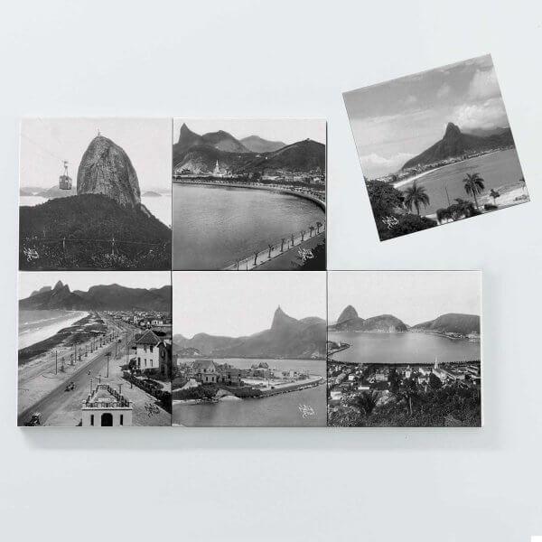 Porta Copos Magnéticos - Rio Antigo Orla 3