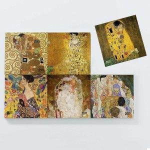 Porta Copos Magnéticos – Gustav Klimt