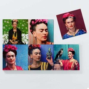 Porta Copos Magnéticos – Frida