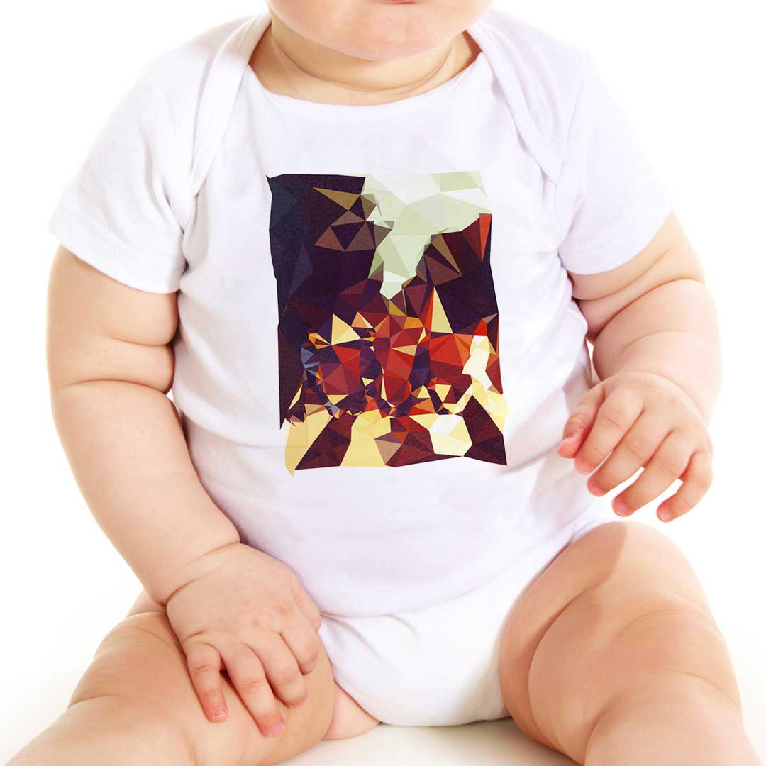 Baby Body - Geometric Abbey Road