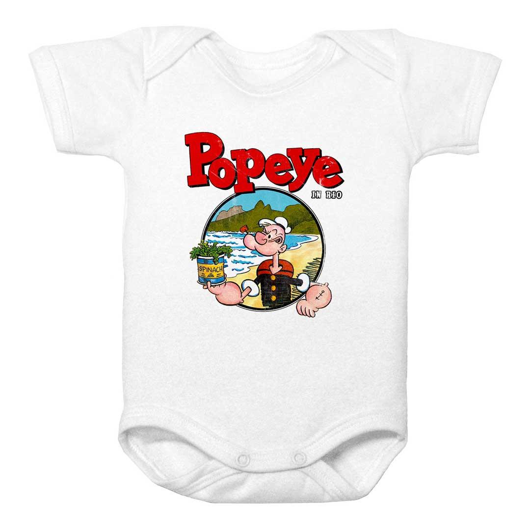 Baby Body - Popeye in Rio Spinach