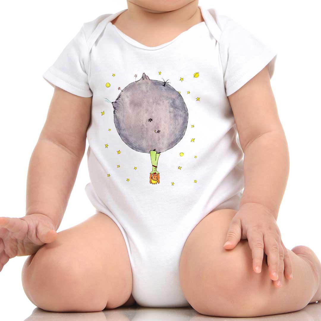 Baby Body - O Pequeno Príncipe