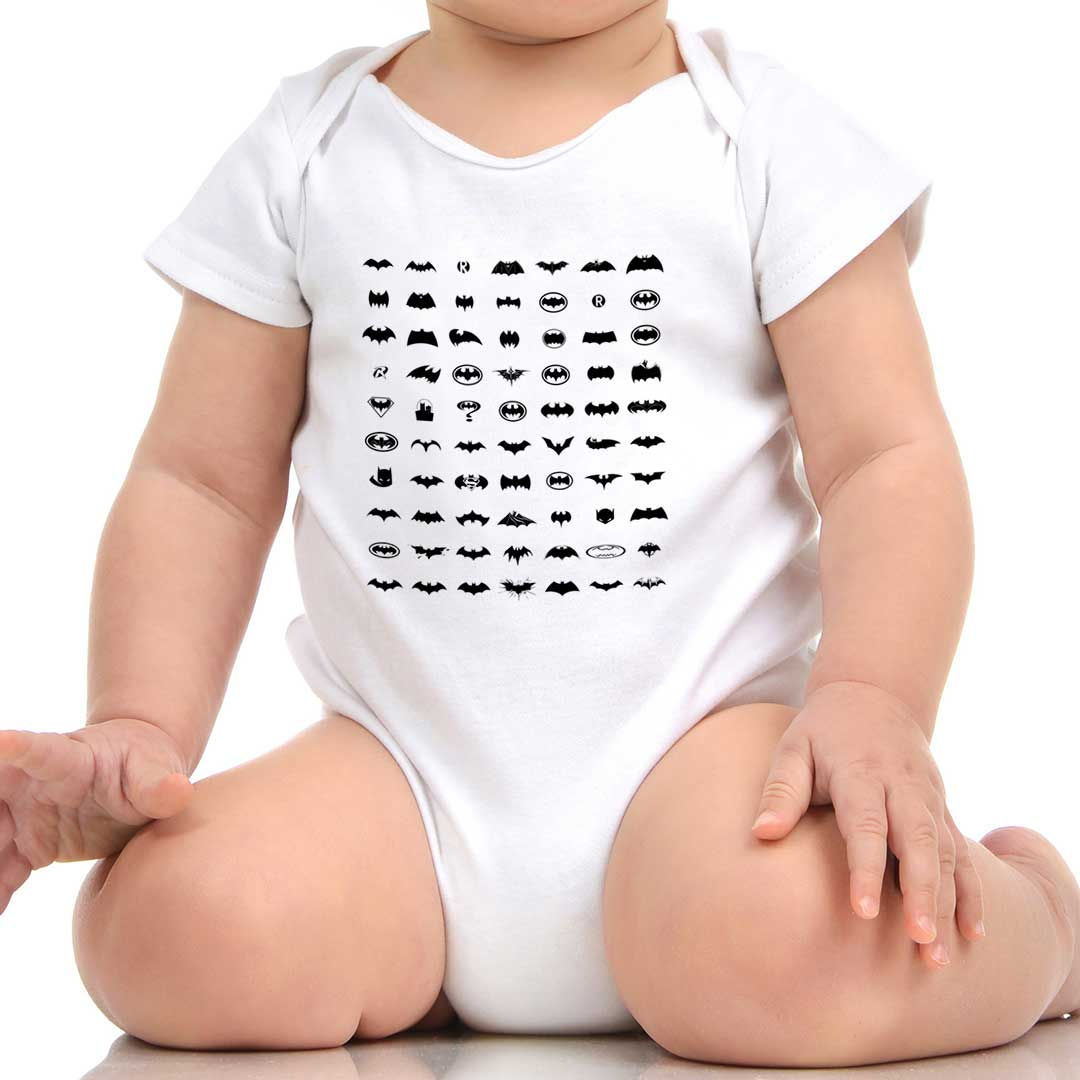 Baby Body - Pattern Batman