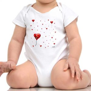 Baby Body – Broken Heart Balloon